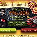 Royal Vegas India screenshot